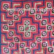 Hmong embroidery